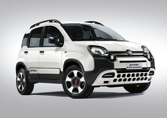 fiat panda city cross e 4x4 2017 compatte ma offroad news. Black Bedroom Furniture Sets. Home Design Ideas