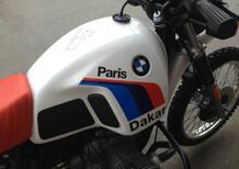 Restaurando, nona puntata: BMW R80 G/S Paris Dakar