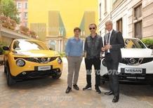 Nissan Juke: insieme ad Albertino per creare nuove hit musicali