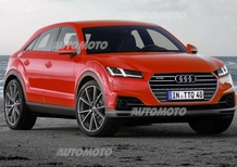 Audi TTQ: quando la sportiva diventa un SUV
