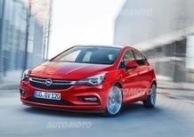 Nuova Opel Astra: ecco tutte le foto e le informazioni ufficiali