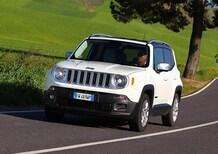 Jeep Renegade, arrivano le nuove motorizzazioni E-torQ e MultiAir