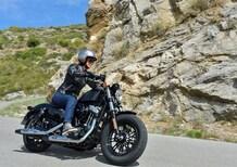 Una Sportster Iron per chi prova le Harley-Davidson