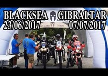 Gibraltar Race 2017: Moto.it al via con Gionata Nencini