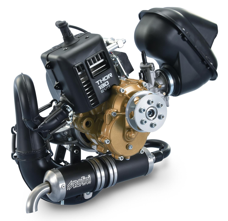 Polini Motori Thor 130 EVO