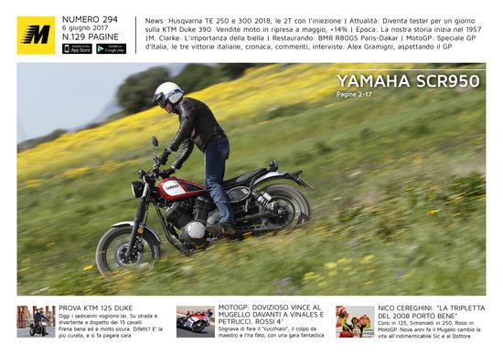 Magazine n° 294, scarica e leggi il meglio di Moto.it