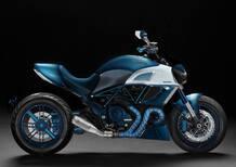 Ducati Diavel, by Garage Italia Customs
