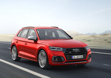 Audi SQ5, 354 CV a benzina [Video primo test]