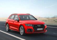 Audi SQ5, 354 CV a benzina [Video primo test]
