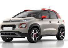 Citroen C3 Aircross, svelato il SUV compatto [Video]