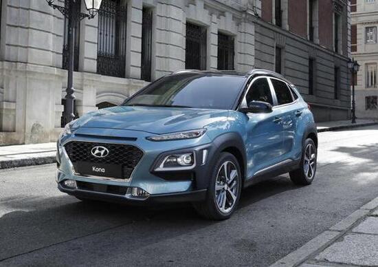 Hyundai Kona, B-SUV coreano ispirato ad Iron Man [Video]