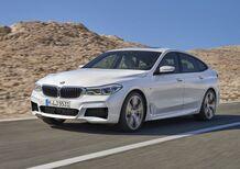 BMW Serie 6 Gran Turismo, l'ammiraglia delle GT