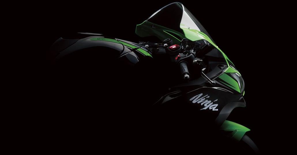 Kawasaki Ninja ZX-10R 2016: la prima foto