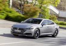 Volkswagen Arteon 2017, la nuova Passat CC [Video primo test]