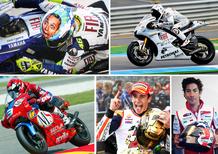 I 5 caschi più speciali della MotoGP