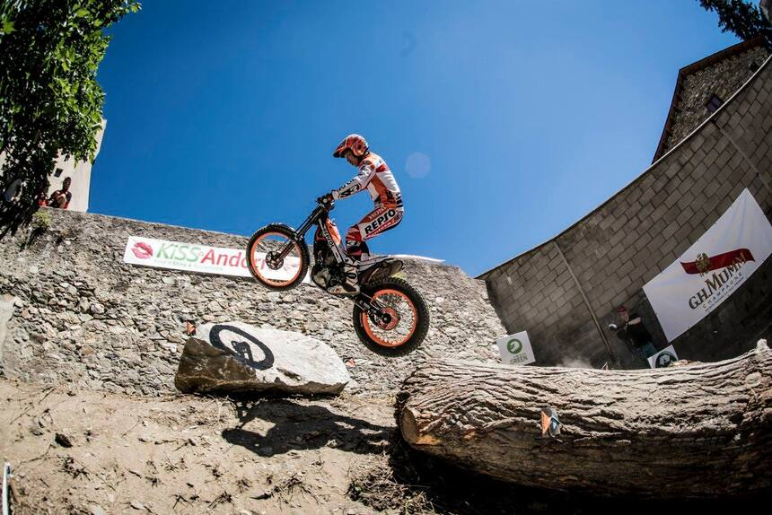 Mondiale Trial. Adam Raga batte Bou ad Andorra (4)