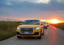 Q2, Q5, Q7 | Con Audi alla conquista dei sassi di Matera [Video]