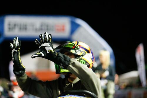 MotoGP 2015. Baldassarri vince la Spurtleda58 davanti a Dovizioso e Ferrari (6)