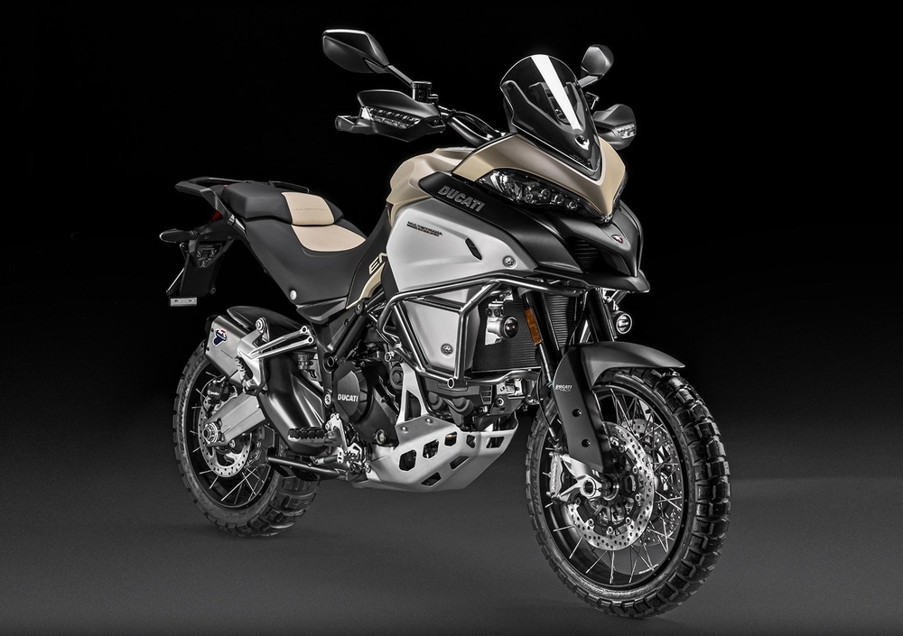 Ducati Multistrada 1200 Enduro Pro (2017 - 18)