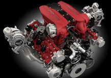 Il V8 turbo Ferrari è Motore dell'Anno 2017