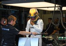 F1, GP Azerbaijan 2017: le ciabatte di Hamilton e le altre news