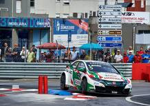 WTCC 2017, qualifiche Portogallo: pole per Michelisz