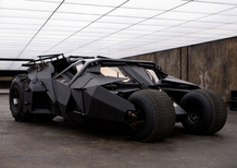Batmobile in vendita a Dubai