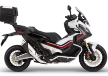 Honda X-ADV 750 Travel Edition (2017)