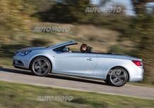 Opel Cascada: adesso con il nuovo 2.0 CDTI 170 CV