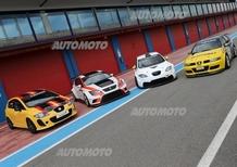 Seat Leon: Racing Inside