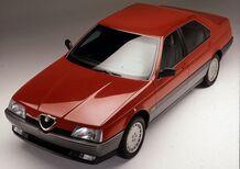 Alfa Romeo 164: l'ammiraglia di fine anni '80 compie 30 anni