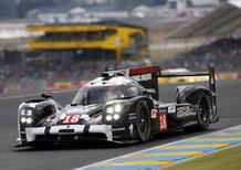 WEC: a Le Mans pole position da record per la Porsche