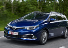 Toyota Auris restyling