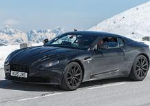 Aston Martin DB11: arrivano le motorizzazioni Mercedes?