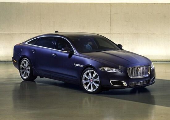 Jaguar XJ, arriva il restyling
