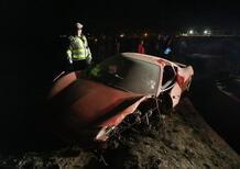 Vidal arrestato in Cile dopo schianto sulla Ferrari: guida in stato di ebbrezza
