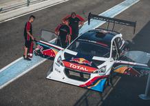 "Sebastien Loeb si regala la ""sua"" Peugeot 208T16 Pikes Peak"