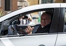 Auto elettriche: quattro Renault Zoe per il Senato