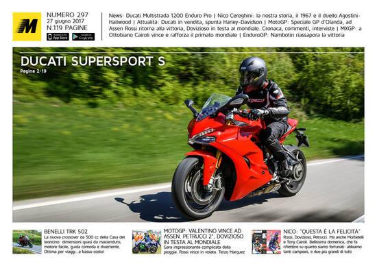 Magazine n° 297, scarica e leggi il meglio di Moto.it