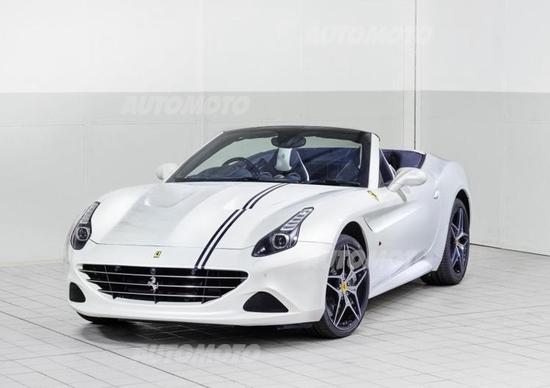 """Ferrari California T, per Goodwood si veste di """"Mycro Prestige"""""""