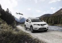Nissan X-Trail X-Scape, il drone è di serie