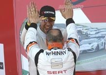 Seat Leon Cupra Cup, Imola: Perucca secondo in gara 2!