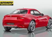 Mazda MX-5 Coupé: potrebbe nascere per davvero