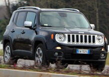 Jeep Renegade 1.4 Multiair