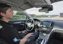 ZF: abbiamo provato l'auto che guida da sola [video]
