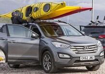 Nuova Hyundai Santa Fe [VIDEO]