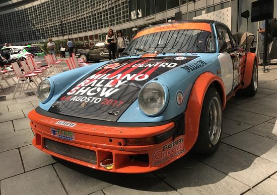 Milano Rally Show, due giorni di motori nel capoluogo lombardo