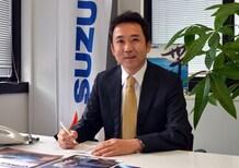 Hiroshi Kawamura è il nuovo Presidente di Suzuki Italia S.p.A.