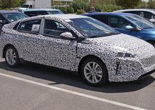 Hyundai: spiata la nuova ibrida anti-Prius