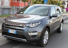 Land Rover Discovery Sport [video]